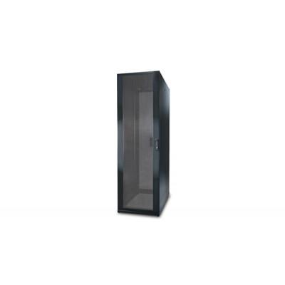 NetShelter AR2900 VL 42U 600mm Wide x 1070mm Deep Enclosure with Sides Black