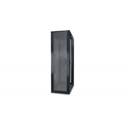 NetShelter AR2901 VL 42U 600mm Wide x 1070mm Deep Enclosure no Sides Black
