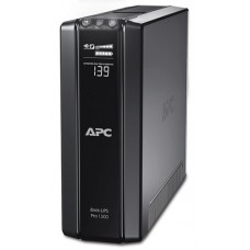 ИБП (UPS) APC Back-UPS Pro BR1500GI 1500 ВА(VA)/865 Вт(W)