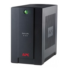 ИБП (UPS) APC Back-UPS BC650-RS 650 ВА(VA)/390 Вт(W)