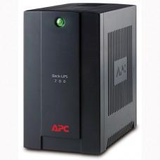 BX700U-GR ИБП APC Back-UPS 700 ВА, 230 В, авторегулировка напряжения, евророзетки