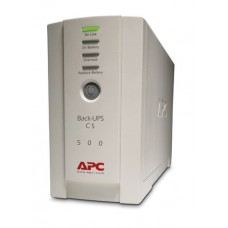ИБП (UPS) APC Back-UPS BK500EI 500 ВА(VA)/300 Вт(W)