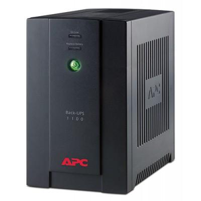 ИБП (UPS) APC Back-UPS BX1100CI-RS 1100 ВА(VA)/660 Вт(W)