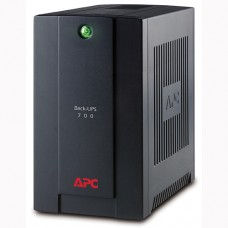 ИБП (UPS) APC Back-UPS BX700UI 700 ВА(VA)/390 Вт(W)