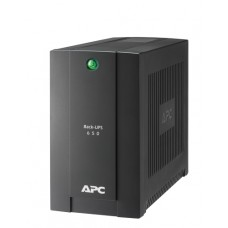 ИБП (UPS) APC Back-UPS BC650I-RSX 650 ВА(VA)/360 Вт(W)