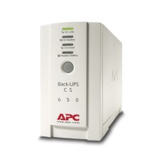 ИБП (UPS) APC Back-UPS BK650EI 650 ВА(VA)/400 Вт(W)