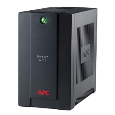 ИБП (UPS) APC Back-UPS BX650CI-RS 650 ВА(VA)/390 Вт(W)