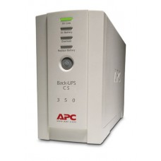 ИБП (UPS) APC Back-UPS BK350EI 350 ВА(VA)/210 Вт(W)