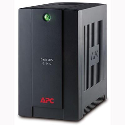 ИБП (UPS) APC Back-UPS BX800LI 800 ВА(VA)/415 Вт(W)