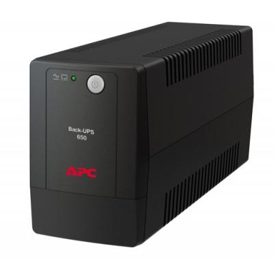 ИБП (UPS) APC Back-UPS BX650LI-GR 650 ВА(VA)/325 Вт(W)