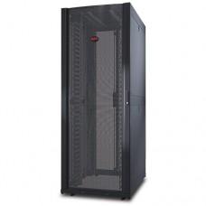 APC AR3140 Шкаф для сетевого оборудования NetShelter SX 42U, ширина 750 мм, глубина 1070 мм, черные боковые панели