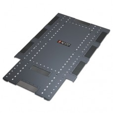APC AR3307 Шкаф NetShelter SX 48U, ширина 600 мм, глубина 1200 мм, черные боковые панели