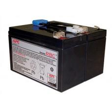 APC APCRBC142 Сменный аккумуляторный картридж APC №142