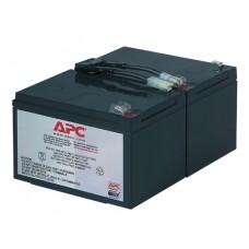 APC RBC6 Сменный аккумуляторный картридж APC №6
