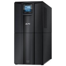 SMC3000I ИБП APC Smart-UPS C 1000 ВА, ЖК-экран, 230 В