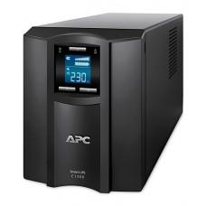 ИБП (UPS) APC Smart-UPS SMC1500I 1500 ВА(VA)/900 Вт(W)
