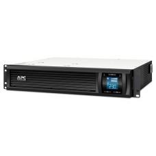 SMC3000RMI2U ИБП APC Smart-UPS C 3000 ВА 2U, стоечное исполнение, ЖК-экран, 230 В