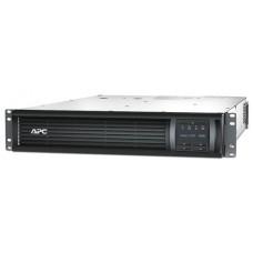 SMT3000RMI2UNC APC Smart-UPS 3000 ВА с ЖК-экраном, в стоечном шасси высотой 2U, 230 В, с платой сетевого управления