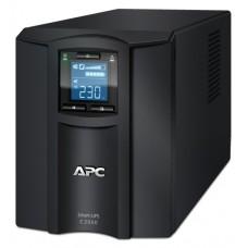 SMC2000I ИБП APC Smart-UPS C 2000 ВА, ЖК-экран, 230 В